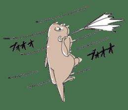 Kuma Sapiens Pro sticker #2191618
