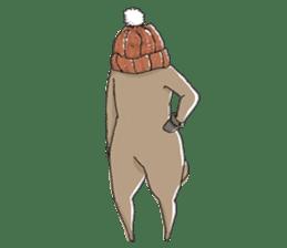 Kuma Sapiens Pro sticker #2191621