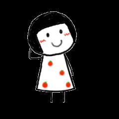 bring happiness sticker