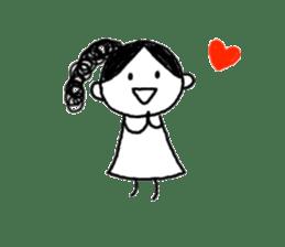 bring happiness sticker sticker #2192384