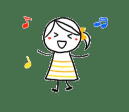 bring happiness sticker sticker #2192408
