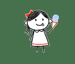 bring happiness sticker sticker #2192410