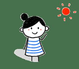 bring happiness sticker sticker #2192421