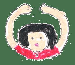 KawaiiGirl sticker #2192431