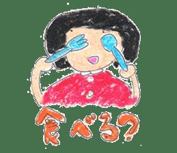 KawaiiGirl sticker #2192437
