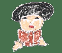 KawaiiGirl sticker #2192442