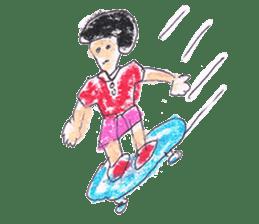KawaiiGirl sticker #2192447