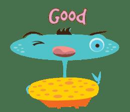 Osil The Pluto sticker #2193587