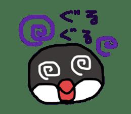 Java sparrow 1 sticker #2193891