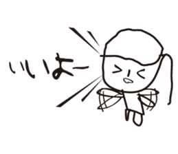 Graffiti`s Girl sticker #2194049