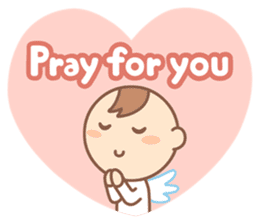 Lovely Angel sticker #2194227