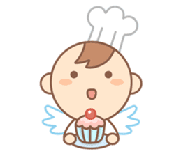 Lovely Angel sticker #2194228