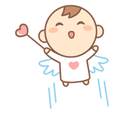 Lovely Angel sticker #2194243