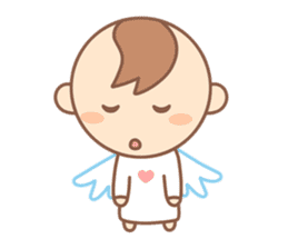 Lovely Angel sticker #2194249