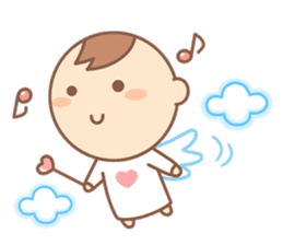 Lovely Angel sticker #2194257
