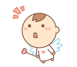 Lovely Angel sticker #2194262