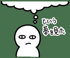 Human being sticker 2 sticker #2195471