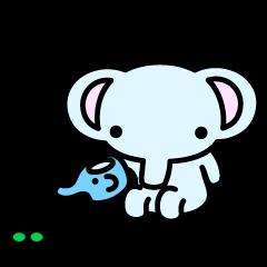 pretty elephant