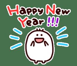New Year sticker sticker #2197704
