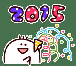 New Year sticker sticker #2197705