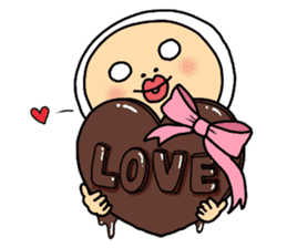Shirome&Omame part6 sticker #2200418