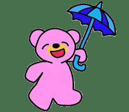 hiro and pleasant friends sticker #2200985