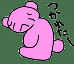 hiro and pleasant friends sticker #2200994