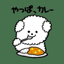 The Gluttonous Toto sticker #2201112