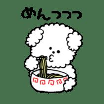 The Gluttonous Toto sticker #2201113