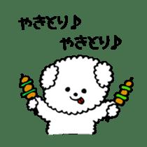 The Gluttonous Toto sticker #2201114