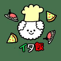 The Gluttonous Toto sticker #2201118