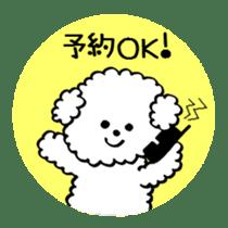 The Gluttonous Toto sticker #2201143