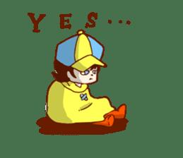 Daily abiding Mr.Amehurashi(Aplysia) sticker #2201246