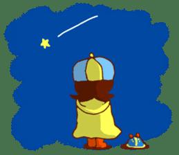 Daily abiding Mr.Amehurashi(Aplysia) sticker #2201260