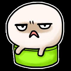 [A soft living thing] sulk version