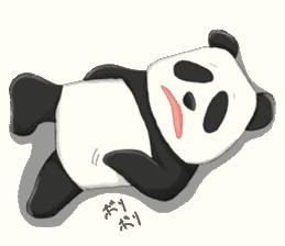daru panda sticker #2202064