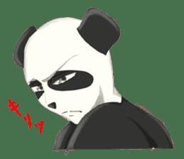 daru panda sticker #2202066
