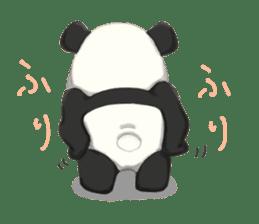 daru panda sticker #2202075
