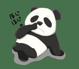 daru panda sticker #2202082