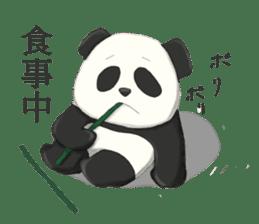 daru panda sticker #2202090