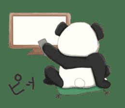 daru panda sticker #2202096