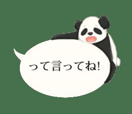 daru panda sticker #2202103