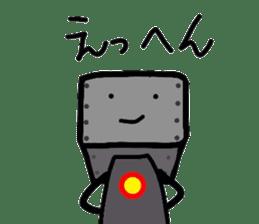 ROBOnosuke ver2 sticker #2202185