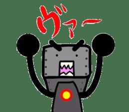 ROBOnosuke ver2 sticker #2202193