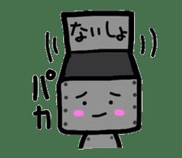 ROBOnosuke ver2 sticker #2202195