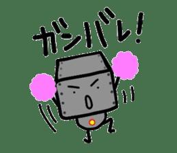ROBOnosuke ver2 sticker #2202205