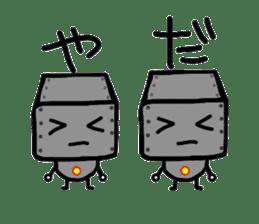 ROBOnosuke ver2 sticker #2202210