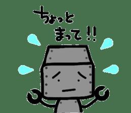 ROBOnosuke ver2 sticker #2202217