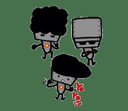ROBOnosuke ver2 sticker #2202218