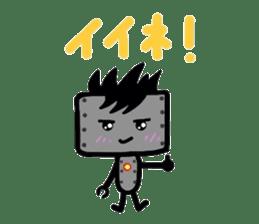 ROBOnosuke ver2 sticker #2202220